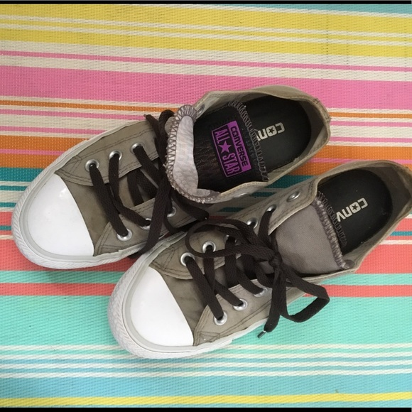 cf27c6d59f5 Converse Shoes - Double Tongue Converse All Stars